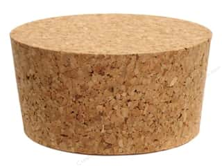 Cork Stoppers: Hearts & Crafts Craf-T-Corks Cork Stopper 3 x 1 1/2 in. 1 pc.