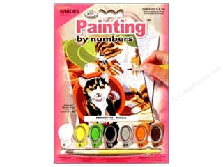 projects & kits: Royal Paint By Number Kit Mini Kittens