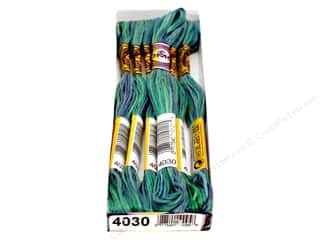 yarn & needlework: DMC Color Variations Floss 8.7 yd. #4030 Monet's Garden (6 skeins)