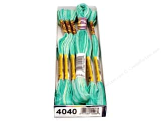yarn & needlework: DMC Color Variations Floss 8.7 yd. #4040 Water Lilies (6 skeins)
