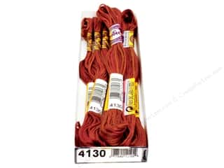 yarn & needlework: DMC Color Variations Floss 8.7 yd. #4130 Chilean Sunset (6 skeins)
