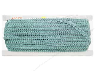 Conso Princess French Gimp Braid Trim 1/2 in. Ocean Blue (36 yards)