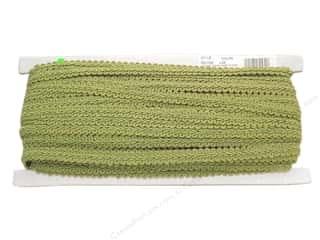 Trims: Conso Princess French Gimp Braid Trim 1/2 in. Spring Green (36 yards)