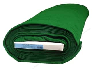 Felt: Kunin Rainbow Classic Felt 72 in. x 10 yd. Kelly Green (10 yards)