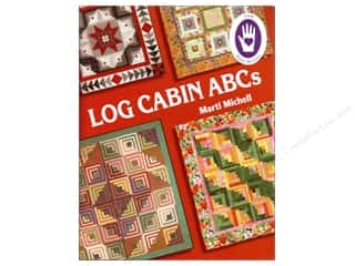 Marti Michell Log Cabin ABCs Book