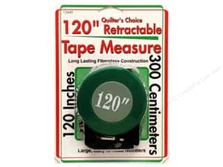 "Sullivans Quilt Shop Tape Measure 120"" Retractable"