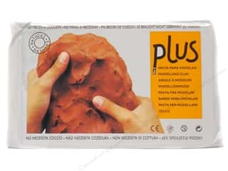 Activa: Activa Plus Clay 2.2 lb. Terra Cotta