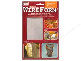 AMACO WireForm Metal Mesh 1/16 in. Contour Aluminum 16 x 20 in.