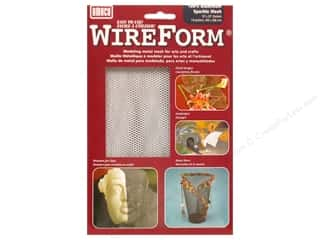 AMACO WireForm Metal Mesh 1/8 in. Sparkle Aluminum 16 x 20 in.