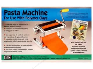 clay machine: AMACO Craft Clay Pasta Machine