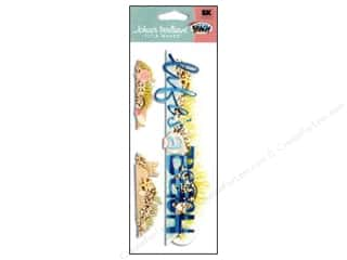 Jolee's Boutique Title Stickers Life's a Beach
