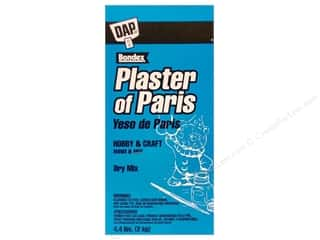 resin: DAP Plaster of Paris Dry Mix 4.4 lb Box