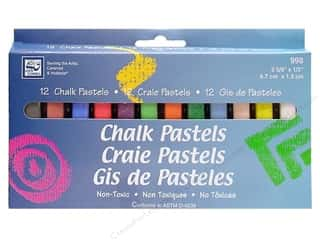 craft & hobbies: Loew Cornell Chalk Pastels 12pc