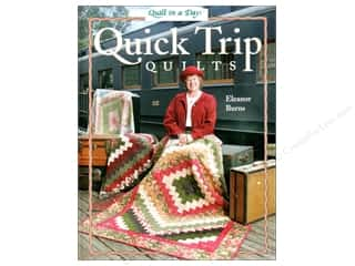 Quilt In A Day Quick Trip Quilts Book