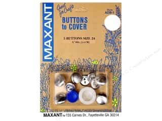 Maxant Button & Supply: Maxant Cover Button Kit Size 24
