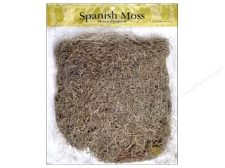 moss: Panacea Spanish Moss 8 oz. Natural