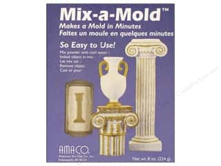resin: AMACO Mix-a-Mold 8 oz.