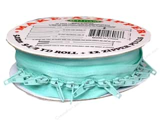 Sullivans Make-A-Zipper Kit 5 1/2 yd. Aqua