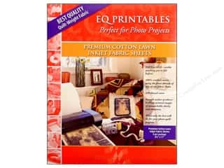 Electric Quilt Printables Inkjet Cotton Lawn 6 pc