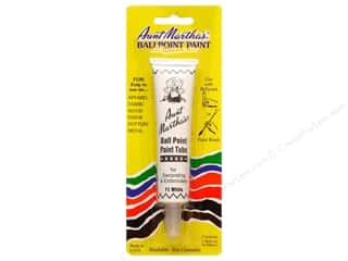 Aunt Martha's Ballpoint Paint Tube 1 oz. White