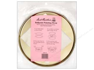 Aunt Martha: Aunt Martha's 10 in. Ballpoint Paint Hoop with Blotter