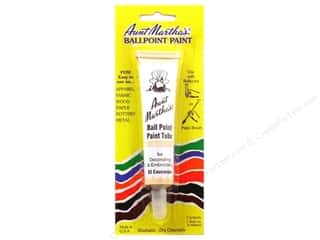 Weekly Specials Aunt Lydia's: Aunt Martha's Ballpoint Paint Tube 1 oz. Caucasian