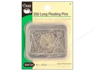 Dritz Long Pleating Pins Size 17 350 pc.