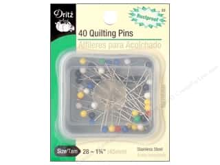 Quilting Pins by Dritz Size 28 40pc