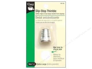 Slip-Stop Thimble by Dritz Extra Large