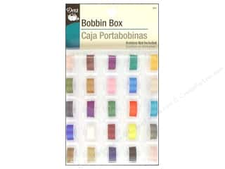 Bobbin Box by Dritz Clear