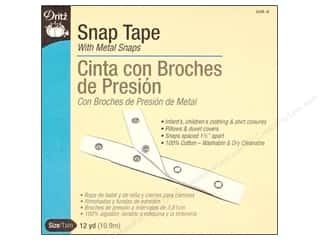 Dritz Snap Tape 12 yd. (12 yards)