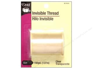 Invisible Thread by Dritz Clear 150yd