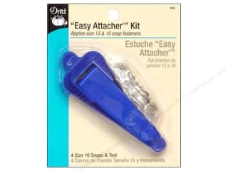 Easy Snap Attacher Kit by Dritz Size 15 & 16