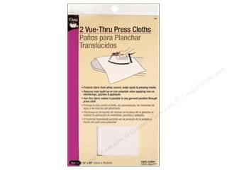Pressing Cloths / Pressing Sheets: Vue-Thru Press Cloths by Dritz