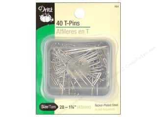 T-Pins by Dritz Size 28 40 pc.