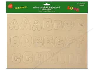 weekly special boxe: Lara's Wood Stickers Alphabet