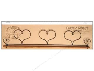 Ackfeld Craft Holder 22 in. Three Heart