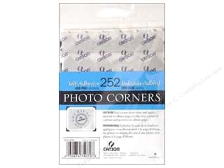 photo corner: Canson Archival Photo Corners 252 pc. Self-Adhesive Silver