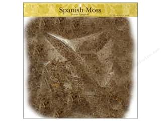 craft & hobbies: Panacea Spanish Moss 16 oz. Natural