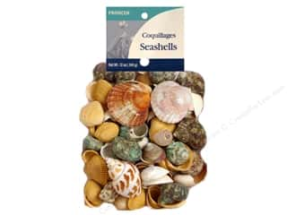 craft & hobbies: Panacea Decorative Seashells 12 oz. Assorted