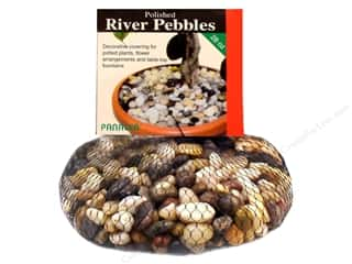 Panacea Decorative Pebbles 28 oz. Assorted Colors