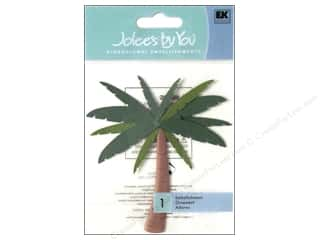 Jolee's By You Stickers Palm Tree