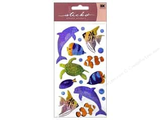 EK Sticko Stickers Sea Animals