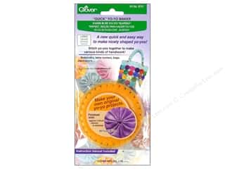 ruler: Clover Quick Yo-Yo Maker 1.8 in. Large
