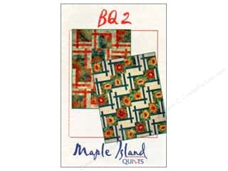 books & patterns: Maple Island Quilts BQ2 Pattern