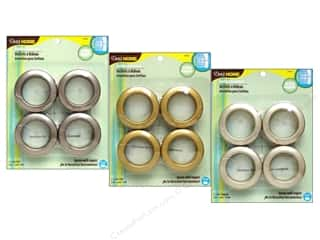Sale: Dritz Home Curtain Grommets, SALE $3.29-$8.29.