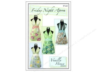 Vanilla House Friday Night Apron Pattern