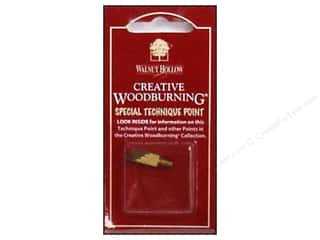 Weekly Specials Walnut Hollow Woodburning Points: Walnut Hollow Woodburning Point Texture 'n' Tone 1pc