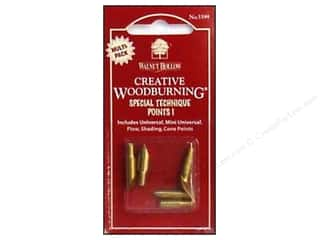 Weekly Specials Walnut Hollow Woodburning Points: Walnut Hollow Woodburning Point Special Technique 1 5pc
