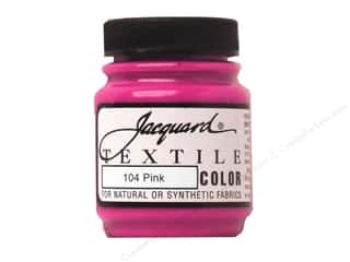 Jacquard Textile Color 2.25 oz Pink